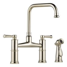 Bridge Style Kitchen Faucets At Faucet Com
