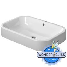 Rectangular Vessel Sinks