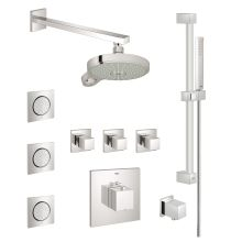 Grohe Shower Panels And Shower Systems