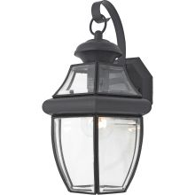 Quoizel NY8316Outdoor Wall Sconces   LightingDirect com. Motion Activated Outdoor Wall Light With Photocell Sensor. Home Design Ideas