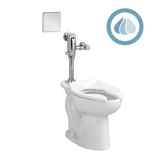 American Standard 3043 001 020 White 1 6gpf Everclean