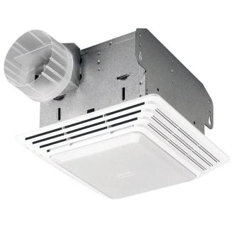 Broan 678 White 50 Cfm 2 5 Sone Ceiling Mounted Hvi