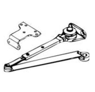Cal Royal Cr3049hoalum Aluminum Hold Open Adjustable Door