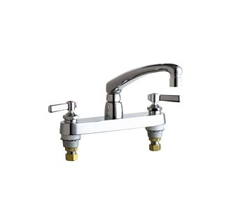 1100 E2805 5 369ab In Chrome By Chicago Faucets