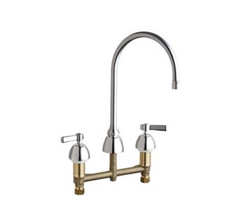 Chicago Faucets 201 Agn8ae2805fab Chrome Commercial Grade