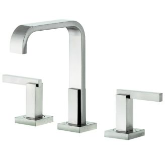 Danze D304644bn Brushed Nickel Widespread Bathroom Faucet From The Sirius Collection Valve