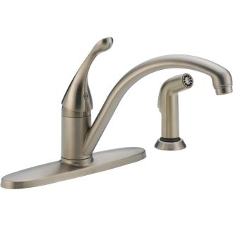 Faucet Com 441 Ss Dst In Brilliance Stainless By Delta