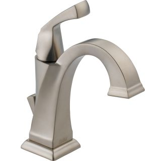 Delta 551 Ss Dst Brilliance Stainless Dryden Single Hole