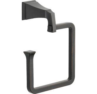 Delta 75146 Rb Venetian Bronze Dryden Towel Ring