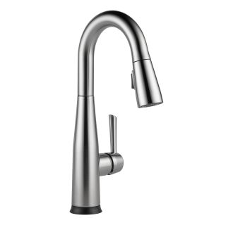 Delta 9913t Ar Dst Arctic Stainless Essa Pull Down Bar
