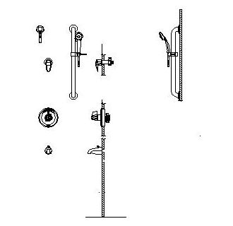 Pfister 0152 Wdx Rough Brass 831675 in addition Del2004tp in addition Delta Faucet Schematic as well Moen Kitchen Faucet Repair Diagram furthermore F2794744. on delta diverter valve