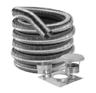 Duravent 3df304 25k Stainless Steel 3 Quot Inner Diameter