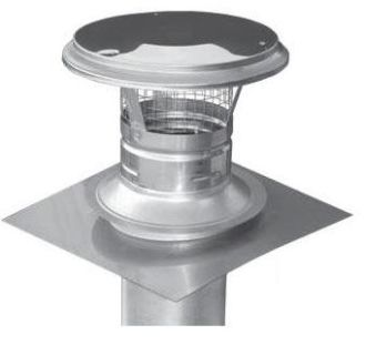 Duravent 5dlr Kva Stainless Steel 5 Quot Inner Diameter