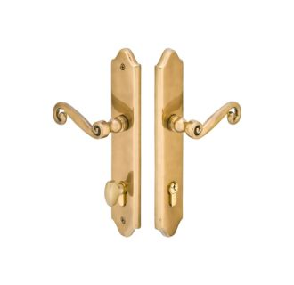 Emtek 1571us7 French Antique Patio Door Keyed Entry Multi