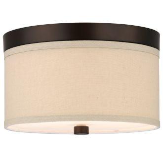 Forecast Lighting F131720 Sorrel Bronze 2 Light 1025