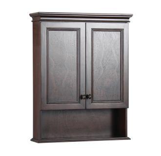 Foremost Shew2330 Tobacco Shawna Bathroom Wall Cabinet 23