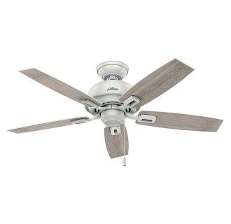 Hunter 52230 Brushed Nickel 44 Quot Ceiling Fan 5 Reversible