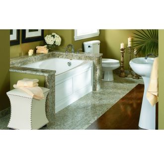 Jacuzzi Cts6032brxxxxw White 60 Quot X 32 Quot Cetra 174 Three Wall