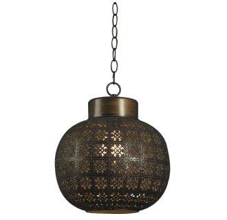 Kenroy Home 92055abr Aged Bronze Seville 1 Light Mini