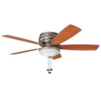 Kichler 300119ni Brushed Nickel 52 Quot Outdoor Ceiling Fan