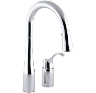 faucet k 596 cp in polished chrome by kohler