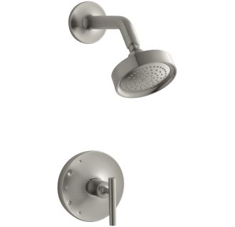 Kohler k t14422 4 bn brushed nickel single handle rite How to tighten a kohler bathroom faucet
