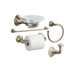 Faucet Com K 393 N4 Bv In Brushed Bronze By Kohler
