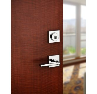 Kwikset 155hflsqt 26 Polished Chrome Halifax Privacy Door