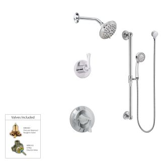 Mirabelle MIRPRCPRDSH. Faucet com   MIRWSCPR800CP in Polished Chrome by Mirabelle