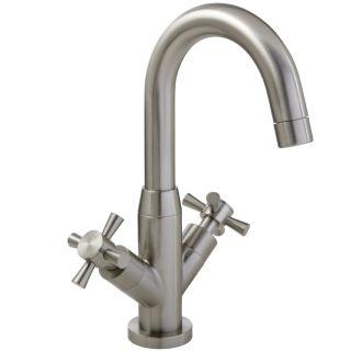 Mirabelle Undermount Bathroom Sink faucet | miru1812wh in whitemirabelle
