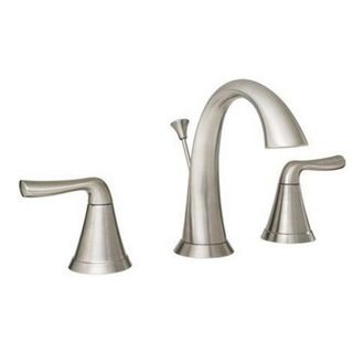Mirabelle Pedestal Sinks : ... Pedestal Bathroom Sink with 3 Faucet Holes (4