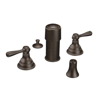 Faucet Com T6125orb In Oil Rubbed Bronze By Moen
