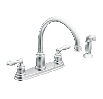 Faucet Com 82496ep In Chrome By Moen