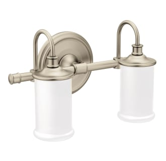 Moen Brushed Nickel Vanity Lights : Faucet.com YB6462BN in Brushed Nickel by Moen