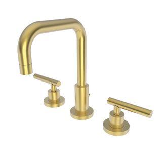 Faucet Satin Gold Pvd Newport Brass