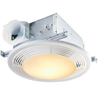 Nutone 8664rp White 100 Cfm 3 5 Sone Ceiling Mounted Hvi