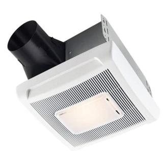 Nutone An110l White Invent Series 110 Cfm 1 3 Sone Ceiling