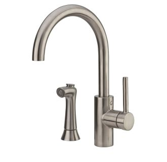 Pfister F 029 4sls Stainless Steel Solo Kitchen Faucet