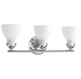 Vanity Light Bulbs Specialty : Progress Lighting P2773-15 Polished Chrome Fuller 24