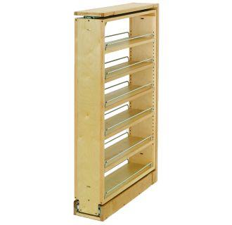 rev a shelf 432 tf39 6c natural wood 432 series 6 wide by 39 tall upper cabinet filler. Black Bedroom Furniture Sets. Home Design Ideas
