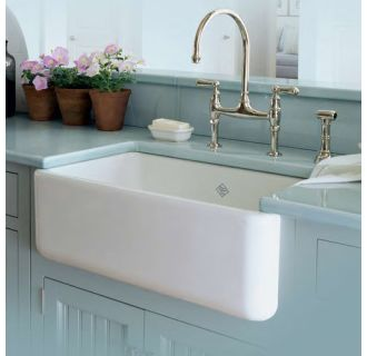 Rohl Rc3018wh White Shaws 30 Quot Single Basin Farmhouse