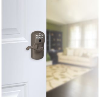 Schlage Fe595ply716fla Aged Bronze Flex Lock Keypad Entry