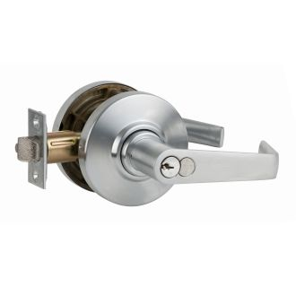 Schlage Al70rdsat626 Satin Chrome Saturn Ada Compliant
