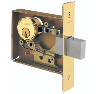 Schlage L9462605 Polished Brass L Series Commercial Grade