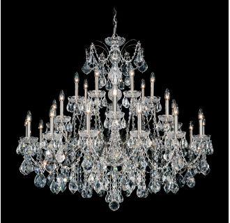 Schonbek 1718 49 Black Pearl 42 1 2 Quot Wide 28 Light Candle