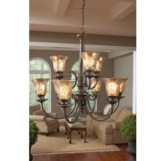 Sea Gull Lighting 4470402 736 Platinum Oak Blayne 2 Light