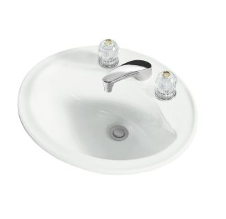 sterling bathroom fixtures faucet 442008 0 in white by sterling 14560