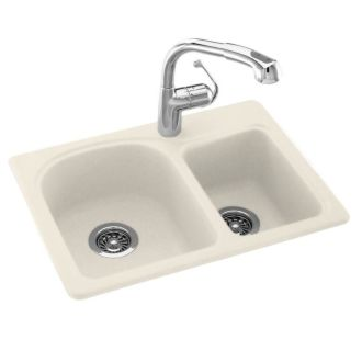 faucet com ks02233lb 018 in bisque by swanstone