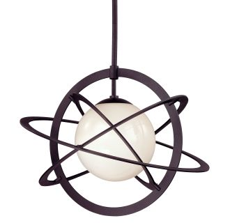 troy lighting f2933 federal bronze cosmos 1 light high large pendant. Black Bedroom Furniture Sets. Home Design Ideas