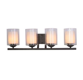 woodbridge lighting 53114 brz bronze cosmo 4 light vanity light. Black Bedroom Furniture Sets. Home Design Ideas
